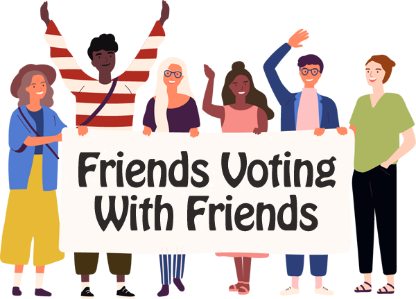 @friendsvotingwithfriends